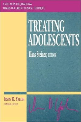 Treating Adolescents  -     Edited By: Hans Steiner     By: Steiner Steiner