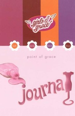 Girls of Grace Journal - eBook  -     By: Point of Grace