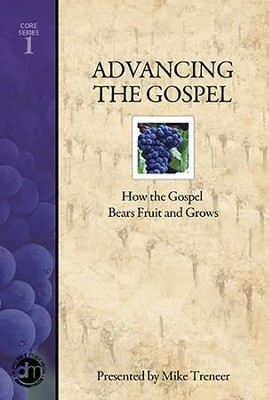 Advancing the Gospel, Study Guide   -     By: Mike Treneer