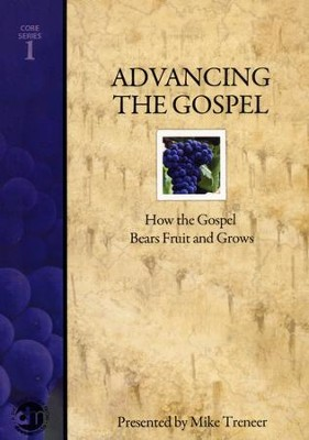 Advancing the Gospel DVD & Study Guide Set   -     By: Mike Treneer