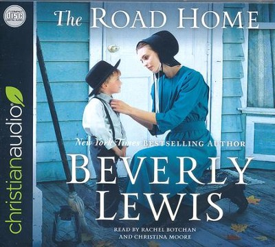 The Road Home: unabridged audiobook on CD  -     By: Beverly Lewis