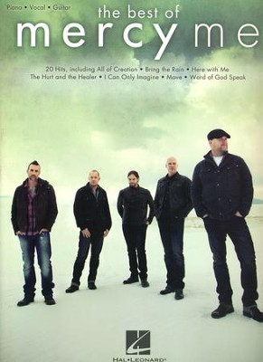 The Best of MercyMe (PVG) Songbook        -