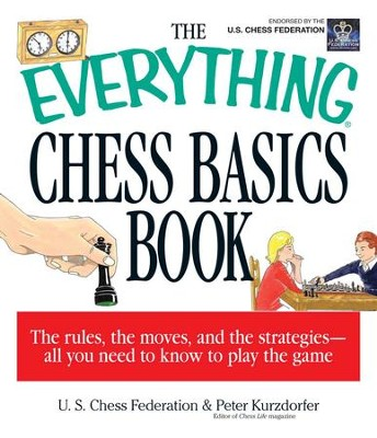 The Everything Chess Basics Book - eBook  -     By: Peter Kurzdorfer