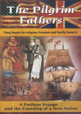 The Pilgrim Fathers  DVD   -