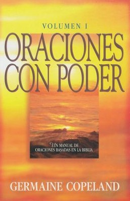 Oraciones con Poder, Vol. 1    -     By: Germaine Copeland