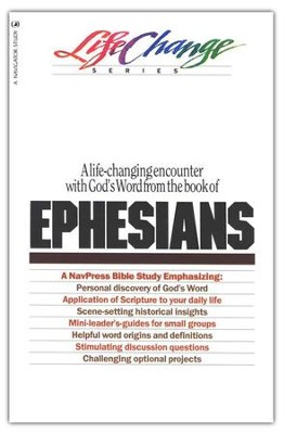 Ephesians, LifeChange Bible Study   -
