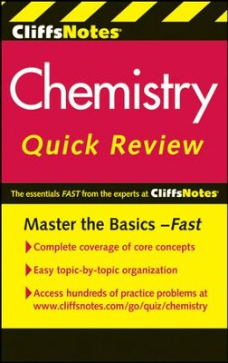 CliffsNotes Chemistry Quick Review, 2nd Edition  -     By: Robyn L. Ford, Charles Henrickson, Harold D. Nathan