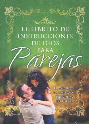 El Librito de Instrucciones de Dios para Parejas, God's Little Instruction Book for Couples  -