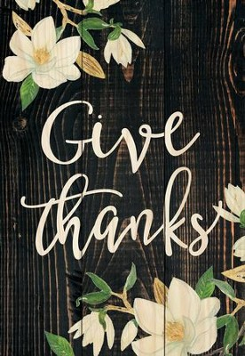 Give Thanks, Mini Sign  -