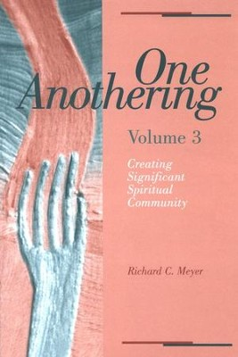 One Anothering, vol. 3: Creating Significant Spiritual Community  -     By: Richard C. Meyer