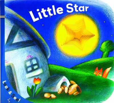 Look & See: Twinkling Little Star  -     By: La Coccinella