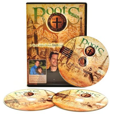 ROOTS: 6-Week Video -Driven Youth Evangelism Curriculum  -     By: Ray Comfort