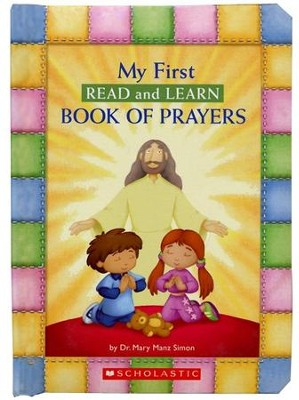 My First Read and Learn Book of Prayers   -     By: Duendes del Sur
