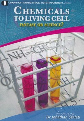 Chemicals To Living Cell: Fantasy Or Science?  -     By: Jonathan Sarfati