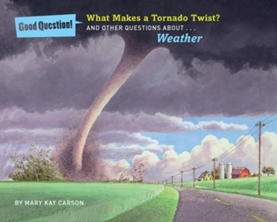 Why Does It Rain?: And Other Questions about Weather  -     By: Mary Kay Carson     Illustrated By: Louis Mackay