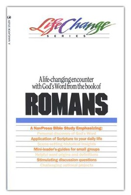 Romans, LifeChange Bible Study   -