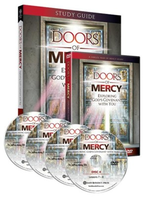 Doors of Mercy: Exploring God's Covenant With You  -     By: Jeffrey Kirby S.T.L., Rose Sweet, Paul Thigpen Ph.D., Joseph Pearce