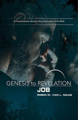 Job, Participant Book, E-Book (Genesis to Revelation Series)   -     By: Robin Maas