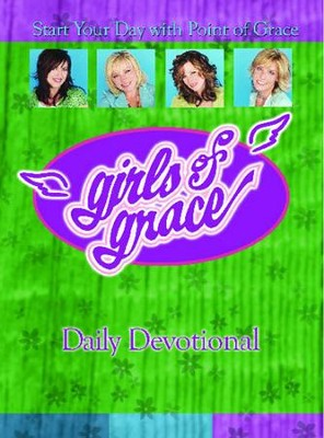 Girls of Grace Daily Devotional: Start Your Day with Point of Grace - eBook  -     By: Point of Grace