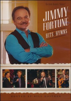 Hits & Hymns DVD  -     By: Jimmy Fortune