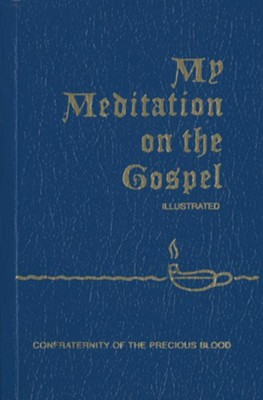 My Meditation on the Gospel  -     By: James E. Sullivan