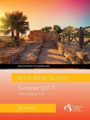 Adult Bible Studies Teacher Summer 2017 - Download - eBook  -     By: Gary Thompson