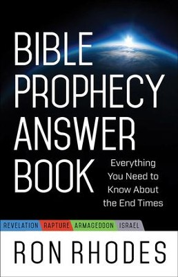 Bible Prophecy Answer Book - eBook  -     By: Ron Rhodes