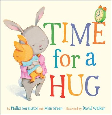 Time for a Hug  -     By: Phillis Gershator, Mim Green     Illustrated By: David Walker