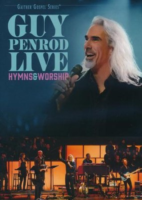 Live Hymns & Worship DVD  -     By: Guy Penrod