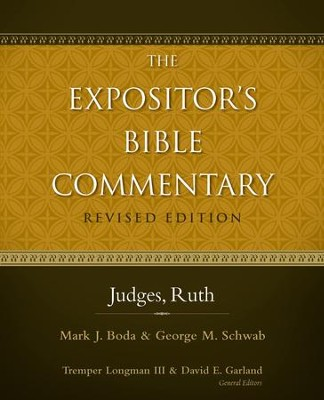 Judges, Ruth / Revised - eBook  -     By: Tremper Longman III, David E. Garland, Ronald B. Allen