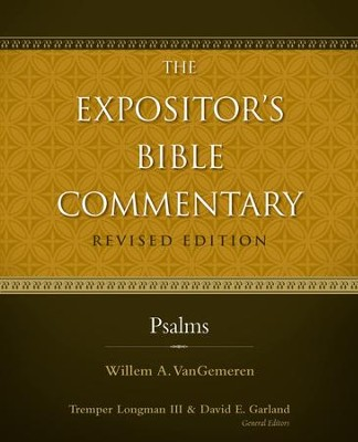 Psalms / Revised - eBook  -     Edited By: Tremper Longman III, David E. Garland     By: Willem A. VanGemeren