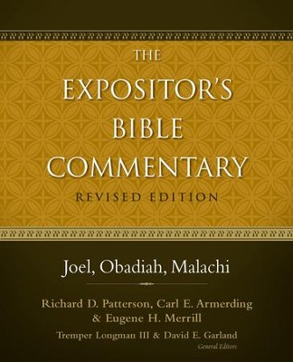 Joel, Obadiah, Malachi / Revised - eBook  -     By: Tremper Longman III, David E. Garland