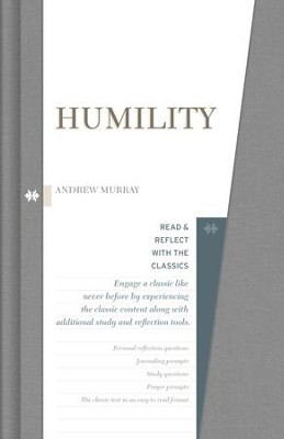 Humility - eBook  -     By: Andrew Murray
