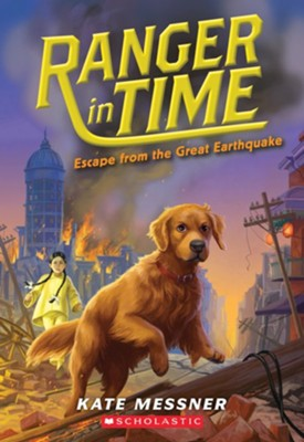 Escape from the Great Earthquake #6  -     By: Kate Messner     Illustrated By: Kelley McMorris