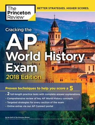 Cracking the AP World History Exam, 2018 Edition - eBook  -     By: Princeton Review