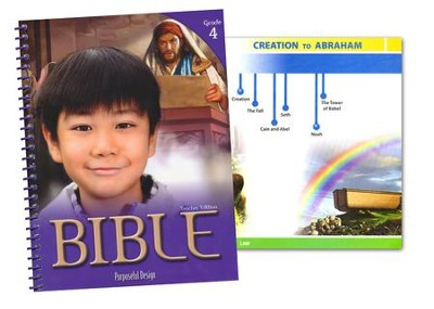Bible Grade 4 Teacher Edition- Revised  -