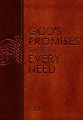 God's Promises For Your Every Need (Repackaged) NKJV  -     By: Jack Countryman