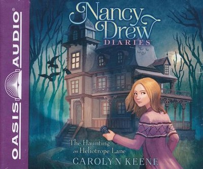Haunting on Heliotrope Lane - unabridged audiobook edition on CD  -     Narrated By: Jorjeana Marie     By: Carolyn Keene