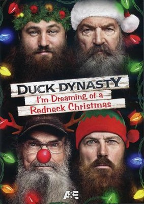 Duck Dynasty Redneck Christmas, DVD   -