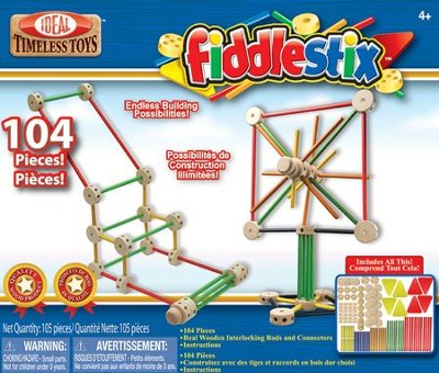 Fiddlestix 104-Piece Kit   -