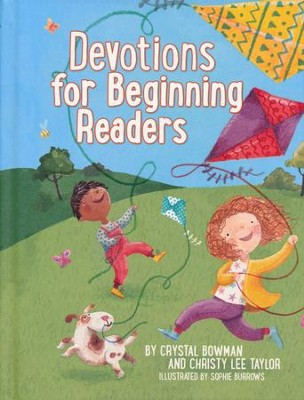 Devotions For Beginning Readers  -     By: Crystal Bowman, Christy Lee Taylor