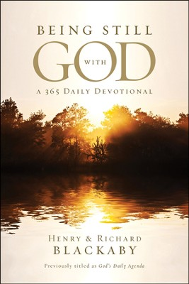 Being Still with God: A 365-Daily Devotional   -     By: Henry Blackaby