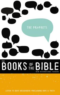 NIV, The Books of the Bible: The Prophets, eBook    -     Edited By: Biblica