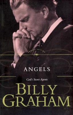 Angels: God's Secret Agents  - Slightly Imperfect  -     By: Billy Graham