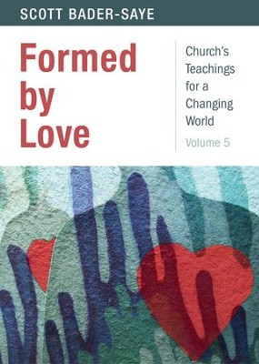 Formed by Love - eBook  -     By: Scott Bader-Saye