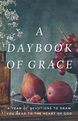 A Daybook of Grace: A Year of Devotions to Draw You Near to the Heart of God  -     By: Mark Gilroy, Paul Shepherd