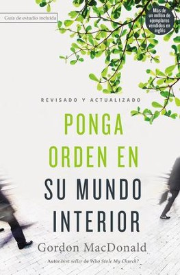 Ponga orden en su mundo interior - eBook  -     By: Gordon MacDonald