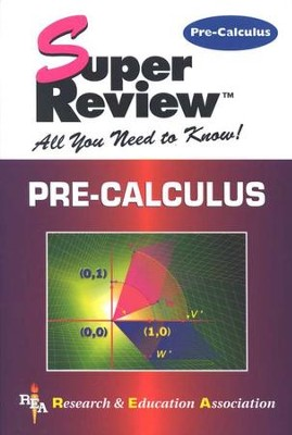 Super Reviews: Pre-Calculus  -