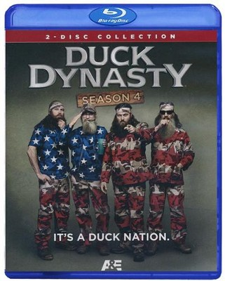 Duck Dynasty: Season 4, Blu-ray   -