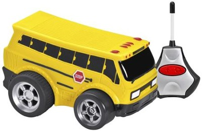Radio Control School Bus  -